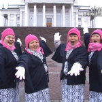 温泉同好会のフィンランド寒中水泳2017が面白い!親方大号泣に大爆笑?【イッテQ】