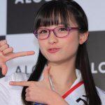 橋本環奈の黒いスーツとメガネ姿が可愛い天使!面接なら即採用【脱力タイムズ】