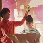 アップルペイのセゾンカードCMで斎藤工と共演の可愛い女性は誰?平井堅の曲も!