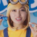 ぷっちょのCMでミニオンの女性は誰?橋本環奈の可愛いコスプレ画像も!
